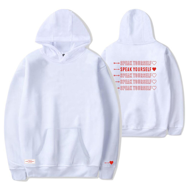 BANGTAN BOYS THE FINAL CONCERT THEMED HOODIE (10 VARIAN)