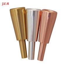 Высокое качество посеребренные Позолоченные трубы мундштук для