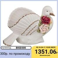 Figurine Dove Length 24 cm Height 14 cm Home decor