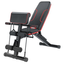 Multi-Functional Bench for Full All-in-One Body Workout–Hyper Back Extension, Roman Chair, Adjustable Ab Sit up Bench