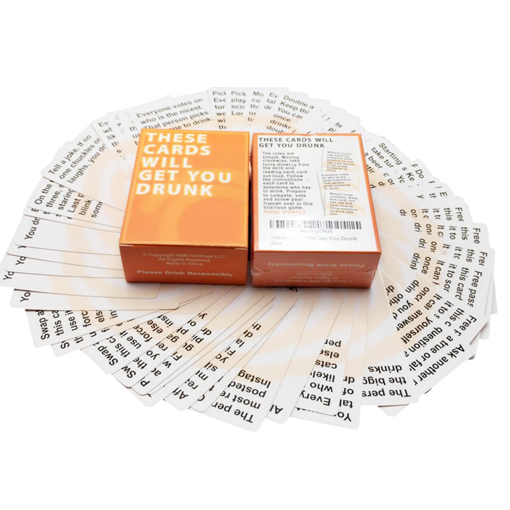 Hen Evening Beer Buzzed Bar Party Entertainment Tipsy Night Gathering Drinking Fun Adults Supplies Game Cards Play