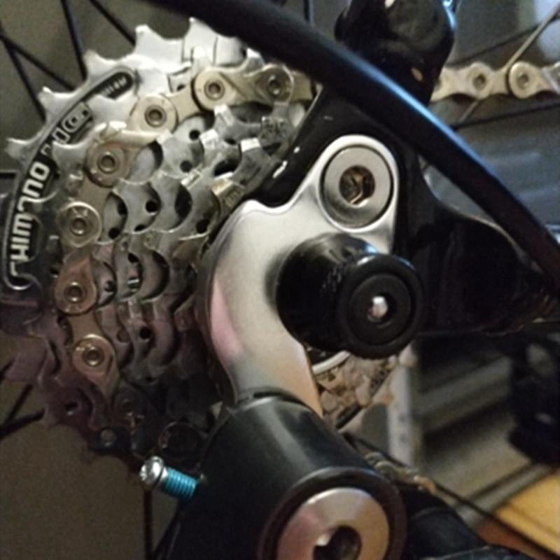 Купить с кэшбэком 10PC Bicycle Rear Derailleur Hangers Road bike Gear hanger dropout for Pinarello Prince Dogma Norco valence F8 F10 Focus Author
