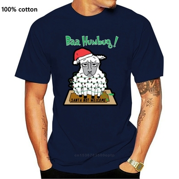 Adults Mens Womens Funny Novelty Christmas T Shirt Reindeer Humbug Snowman Xmas image