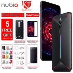 Global Version Original ZTE nubia Red Magic 3 3S Mobile phone 8G/12G 128/256G 6.65