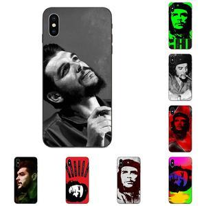 Ernesto Guevara El Che TPU Design Phone For Galaxy A3 A5 A6 A6s A7 A8 A9 A10 A20E A30 A40 A50 A60 A70 A80 A90 Plus 2018(China)
