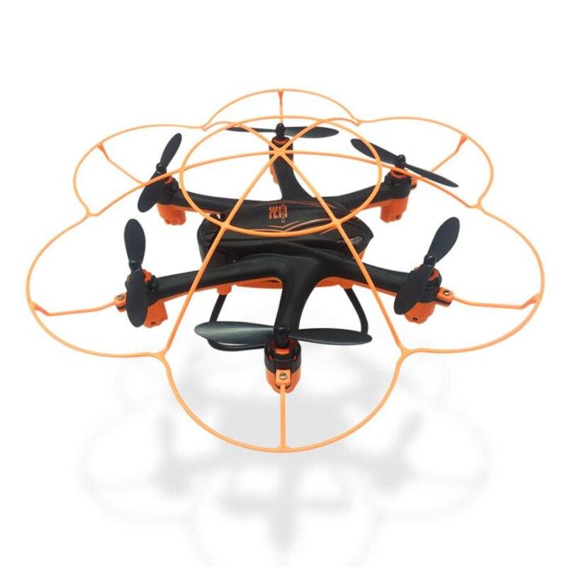5.8G en temps réel transmettre FPV RC Drone avec caméra HD une clé retour Mode sans tête RC quadrirotor RTF vs X8G X5UW rc jouets cadeaux - 4