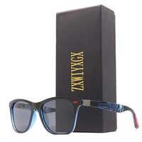 ZXWLYXGX 2020 Polarized Sunglasses Women Men Classic Brand Designer Vintage Square Sun Glasses Driving Mirror UV400 Eyewear