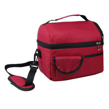 Insulated Lunch Box Tote Bag