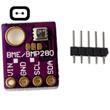 Arduino 3.3V/5V 용 GY BME280 BME280 압력 온도 센서 모듈
