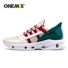 Спортивная обувь onemix для мужчин и женщин ультралегкие дышащие