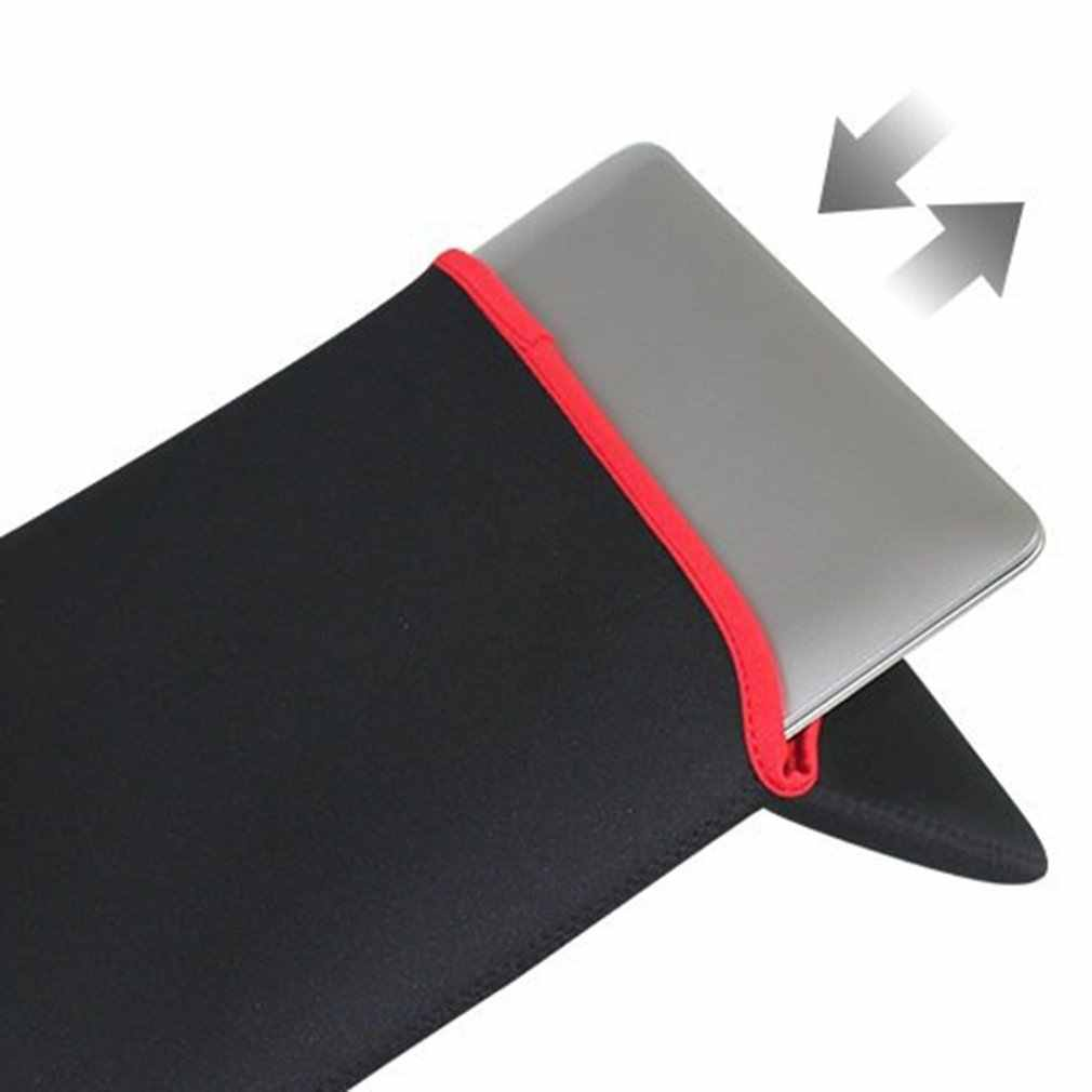 Pochette universelle pour tablette portable Ultra douce étanche housse de protection antichoc pour ordinateur portable