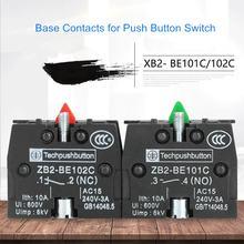 10 шт контактные детали для кнопочного переключателя xb2 zb2