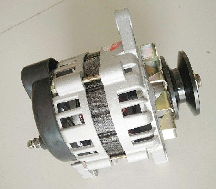 pequeno do agregado familiar ac alternador 220v polia roda ima permanente tensao constante 1500 w brandnew