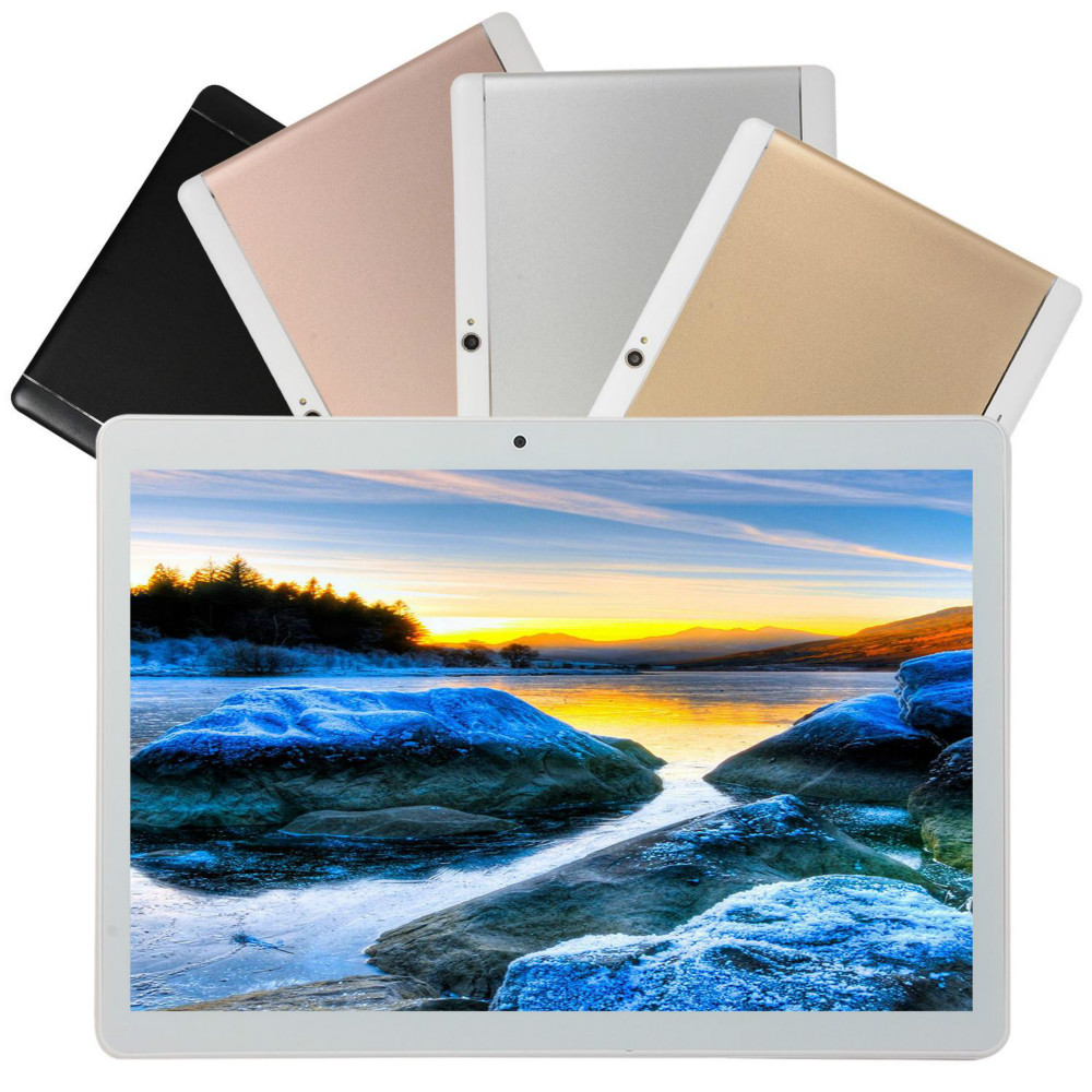 Super 10 Inch Tablet PC 6GB RAM 128GB ROM MTK8752 10 Core 3G 4G LTE PC Tablets Phablet 10.1 IPS 1280*800  Android Tablet