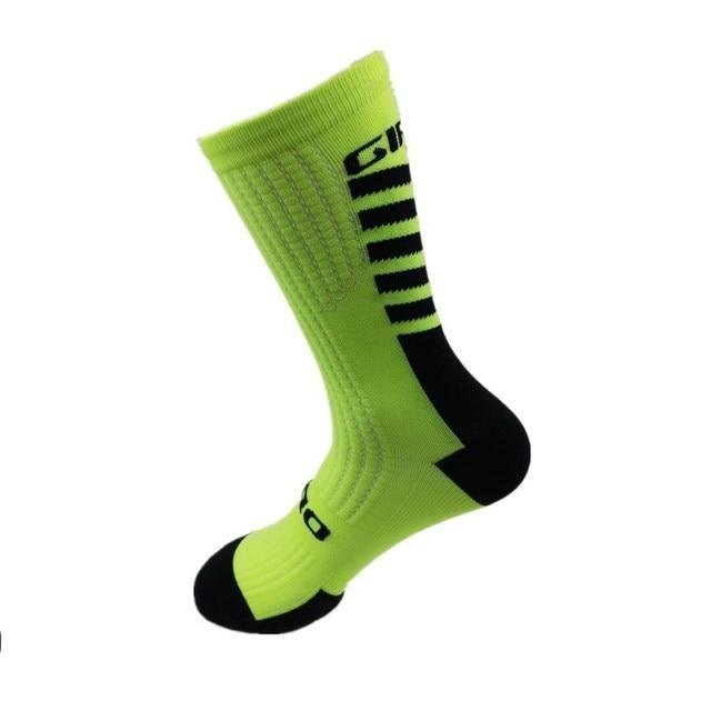 2020 meias de compressão quente correndo maratona ciclismo esportes ao ar livre meias de futebol meias de ciclismo 4