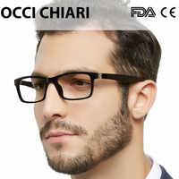 Occi chiari óculos de leitura feminino & men anti azul ray computador óculos quadro presbiopia 0 1.0 1.25 1.5 1.75 2.0 4.0 a