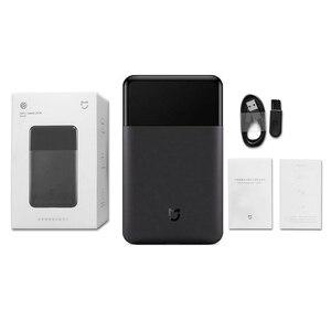 Image 5 - Original Xiaomi Super Thinเครื่องโกนหนวดไฟฟ้าสีดำกันน้ำXiaomiมีดโกนคุณภาพสูงเครื่องตัด