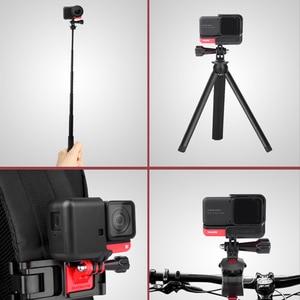 Image 5 - Insta360 One R 퀵 릴리스 프레임 Vlog 케이지 파노라마 4K Leica 카메라 보호 케이스 Insta360 ONE R 카메라 액세서리