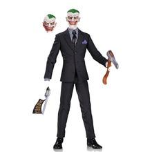 Collectibles Superhero Batman The Joker by Greg Capullo PVC Action Figure Collectible Model Toy 16cm batman arkham knight 1 6 scale painted figure play arts the dark knight batman pvc action figure collectible model toy l1077