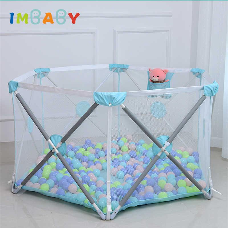 תינוק גדר בטיחות ילדי גדר לול לילדים תינוק לשחק חצר גדר בריכת כדורי תינוקות משחק לול אוהל עבור תינוק