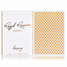 Royal Reserve Playing Cards 88*63mm Paper Magic Category Poker Cards for Professional Magician