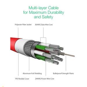 Image 4 - Blitzwolf cabo de celular tipo c para lightning, carregador 3a pd3.0 para iphone, cabo de carregamento rápido com certificação mfi para iphone 11 pro xr