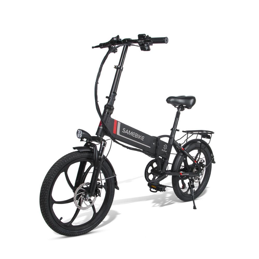 20 pouces Samebike 20LVXD30 pliant vélo électrique vélos électriques 350W 48V vitesse maximale 35 KM/H adultes vélo électrique Scooter