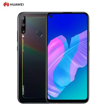 Original Huawei Y7P Smart Phone 4GB RAM + 64GB ROM mobile Phone 48MP Camera 6.39 Display Smartphone 4000mAh Battery Cellphone vivicine smart pico projector p09 android 6 0 bluetooth built in 4000mah battery smart miracast airplay mobile proyector beamer