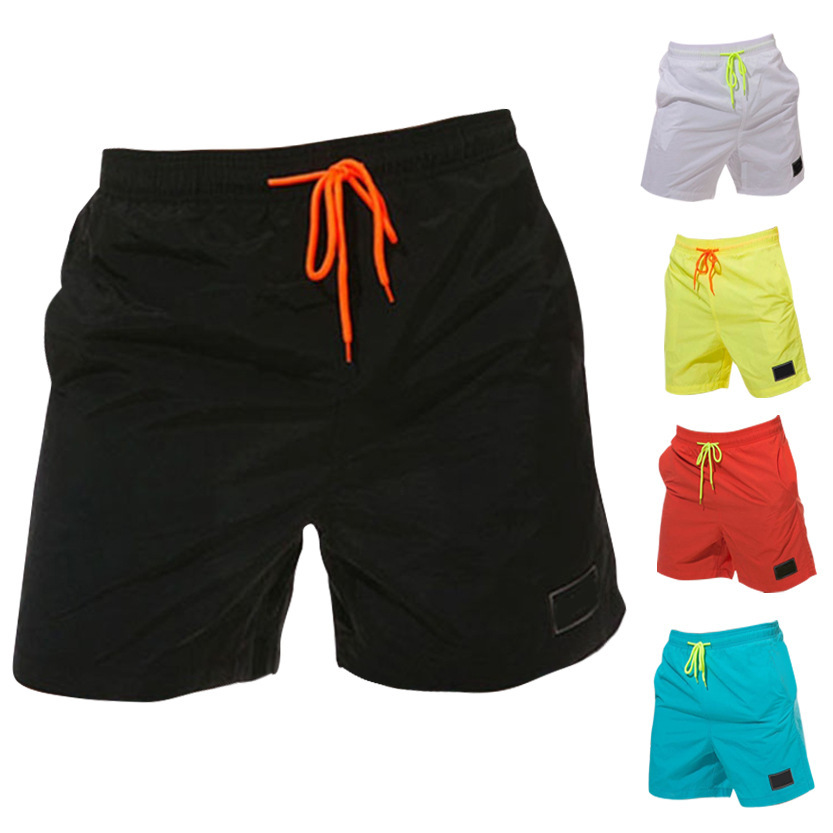 Hot Selling Seaside Holiday Quick-Dry Beach Shorts Men's Loose And Plus-sized Sports Surfing Shorts Short-length Pants