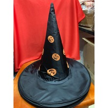 HAT Anime Party Halloween for Kids Adults Toys Figure Cosplay-Props Childern Witch HATOSTEPED