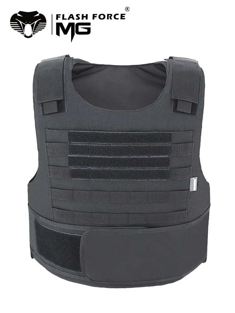 MGFLASHFORCE Airsoft Tactical Vest Plate Carrier Swat Fishing Hunting Military Army Armor Police Molle Vest
