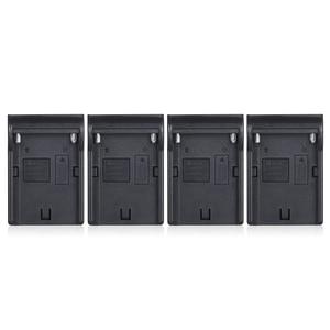 Image 3 - Andoer LP E6 LP E6N 4 Channel Digital Camera Battery Charger จอแสดงผล LCD สำหรับ Canon EOS 5DII 5DIII 5DS 5DSR 6D 7DII 60D 80D 70D
