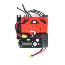 ESK8 performans FOCBOX birlik motor kontrolörü ile şarj portu güçlü tork üzerinde sensörsüz motorlar DIY elektrikli kaykay