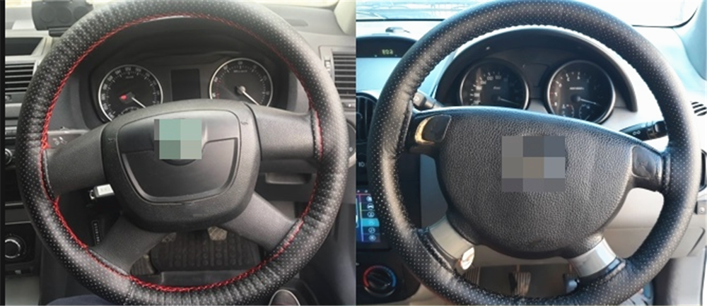 car diy braided hand sewing steering wheel cover s m l code auto parts for toyota fj cruiser rav4 crown reiz prius corolla steering covers aliexpress aliexpress