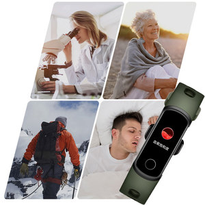 Image 4 - Honor Band 5i Wristband Smart Bracelet Blood Oxygen USB Charging Music Control Monitoring Sports Fitness Bracelet Running track