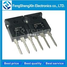 2 pçs/lote IRFP240 IRFP9240 1pcs IRFP240N + 1pcs IRFP9240N TO-3P Power MOSFET
