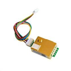 1 sztuk NDIR CO2 MH-Z19 moduł czujnika podczerwieni co2 czujnik 0-5000ppm z liniami