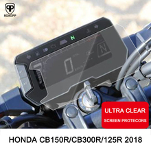 ROAOPP мотоциклетные кластеры Защита от царапин пленка кластерный дисплей протектор для Honda CB125R CB 125R CB150R CB 150R CB300R