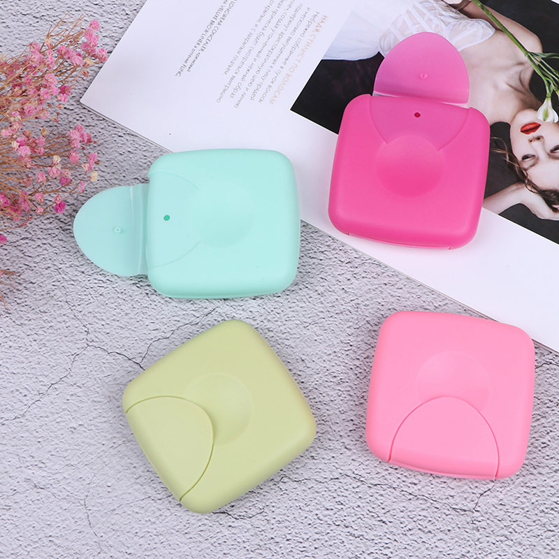 1PCS Tampon Box Portable Women Sanitary Napkin Tampons Storage Box Holder Container Travel Outdoor Case