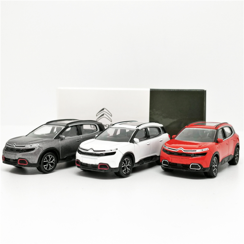 Norev 1:64 Citroen C5 Aircross 2018 SUV Diecast Model Car