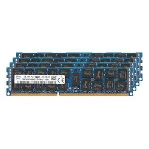Image 5 - Kllisre X79 motherboard set mit Xeon E5 2689 2x16GB = 32GB 1600MHz DDR3 ECC REG speicher ATX USB 3,0 SATA3 PCI E NVME M.2 SSD