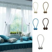 1 шт., крепкий магнитный держатель для занавесок, зажимы для подвешивания, аксессуары для домашнего окна, занавески, декоративный модный домашний декор