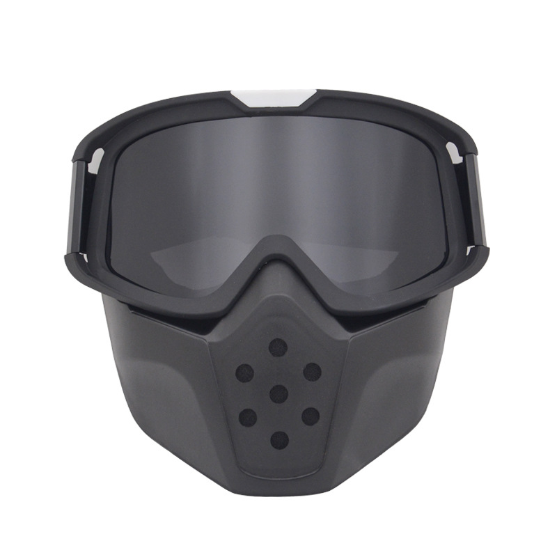 Goggles Mask Off-road Goggles Motorcycle Goggles Harley Helmet Glasses Tactical Eye-protection Goggles Riding Bicycle Glass