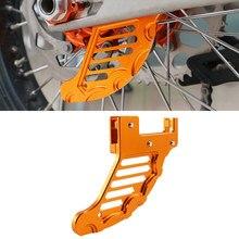 Protetor de disco de freio traseiro para ktm exc xcw xcf xcfw excf xc sx seis dias tpi 125 250 300 350 400 450 505 530 2004-2020 2019