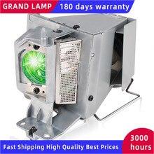 مصباح جهاز عرض متوافق مع ACER MC.JH111.001 ، H5380BD ، P1283 ، P1383W ، X113H ، X113PH ، X133PWH ، X1383WH ، مع السكن