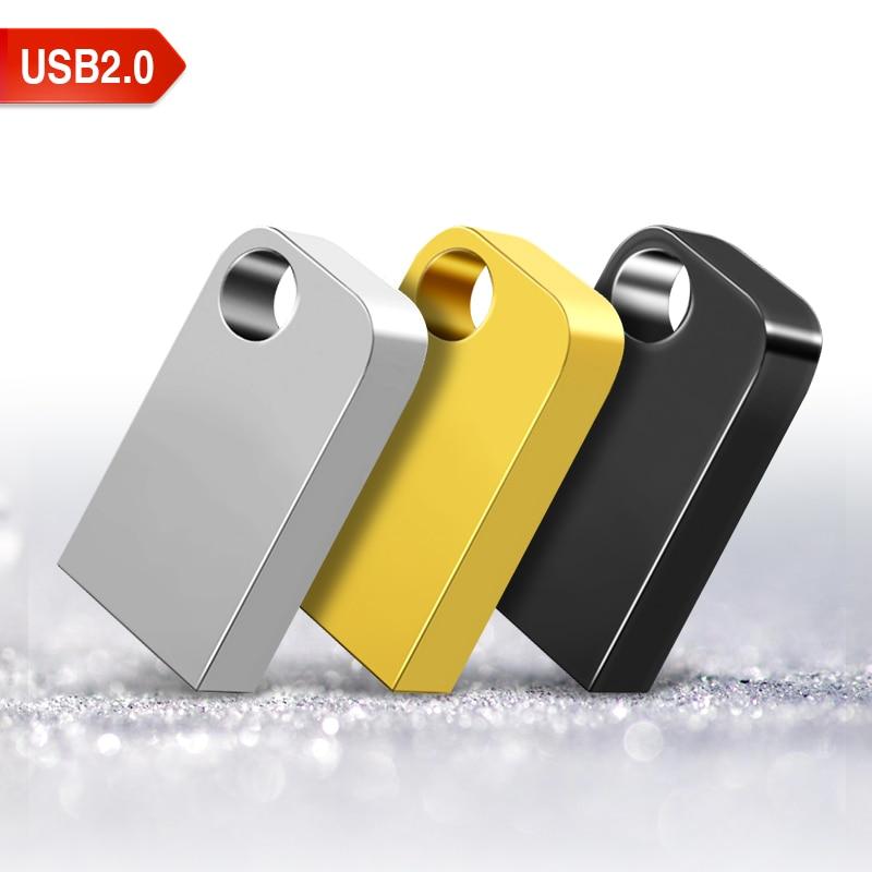E875 Mini usb pendrive 8GB 16GB Usb flash drive 64gb usb 2,0 de calidad superior smartphone 32gb de memoria de 128gb de alta velocidad
