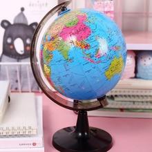 Креативный мини-ученик, география, когнитивный глобус, подарок для детей, офиса, школы, настольные украшения, Глобус