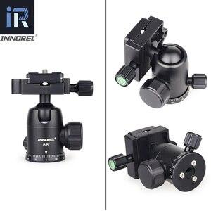 Image 5 - NT40C מקצועי סיבי פחמן חצובה חדרגל Stand כדור ראש עבור דיגיטלי DSLR מצלמה אור גבוהה באיכות מעיים עבור GoproTripode