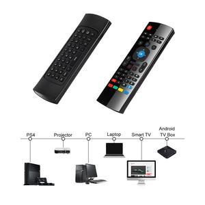 Image 5 - MX3 2,4 GHZAir Maus Tastatur Fernbedienung Wireless Gaming Maus Neue Ankunft Für Android TV Box IPTV