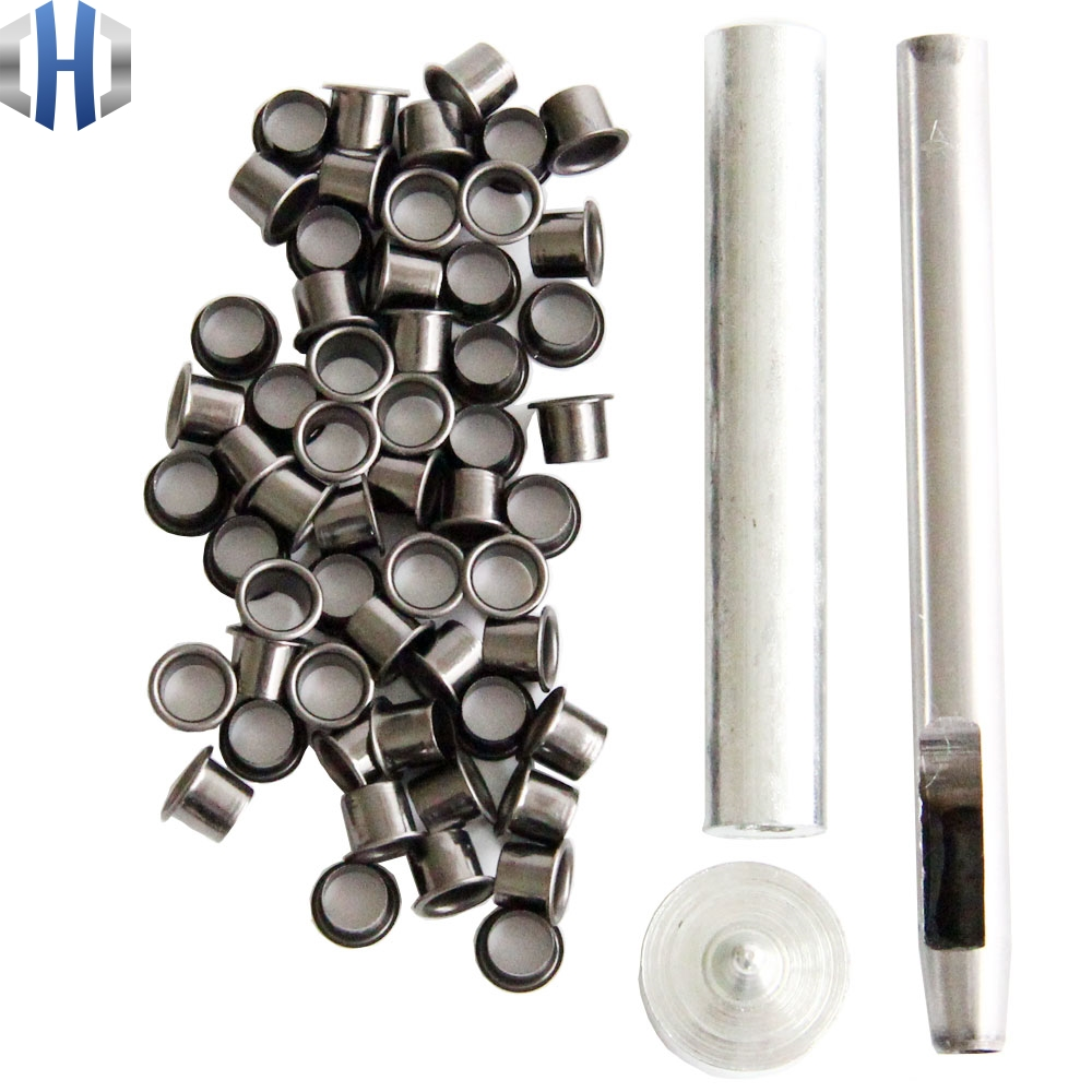 K Sheath Special Stomata Nail Scabbard Manufacturing KYDEX Scabbard Gas Eye Buckle Leather Rivet Punching Installation Tool